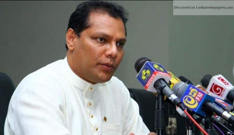 Sri Lanka News for PCoI Report on Bonds scam Ball in AG's court AG has to file indictments – Dayasiri