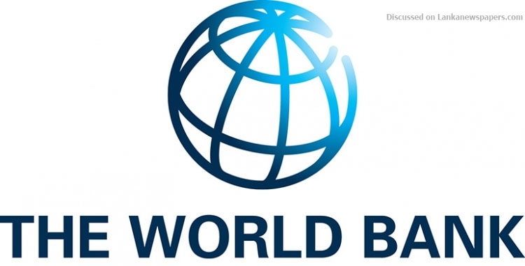 World Bank 9 in sri lankan news