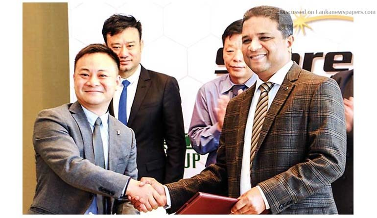 Sri Lanka News for Young Chinese billionaire invests in SupremeSAT