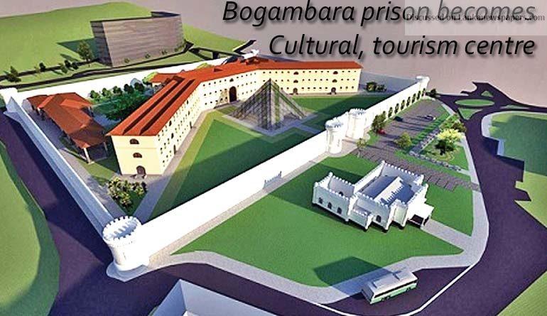 Sri Lanka News for Bogambara prison becomes cultural, tourism centre