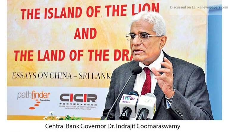 Sri Lanka News for China offers best chance for SL development: CB