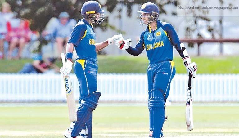 Sri Lanka News for Sri Lanka win Plate