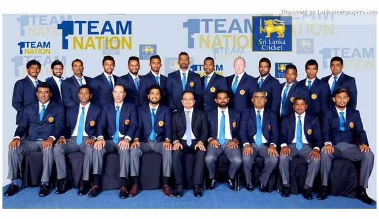 Sri Lanka News for 16 member ODI squad announced for Bangladesh tour