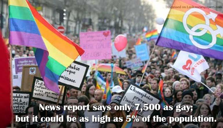 gay in sri lankan news