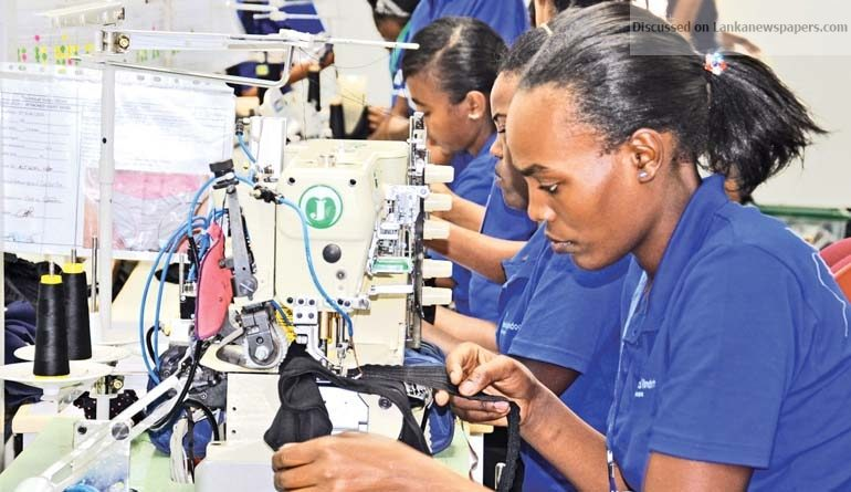 Sri Lanka News for Hela Clothing ships one millionth garment from Ethiopia