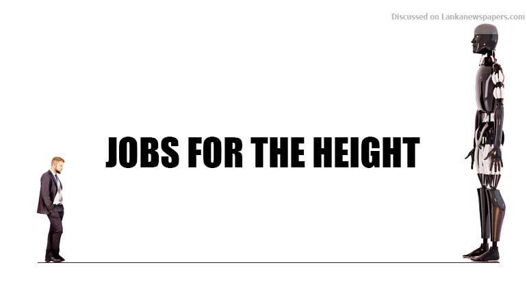 Sri Lanka News for JOBS FO HEIGHT