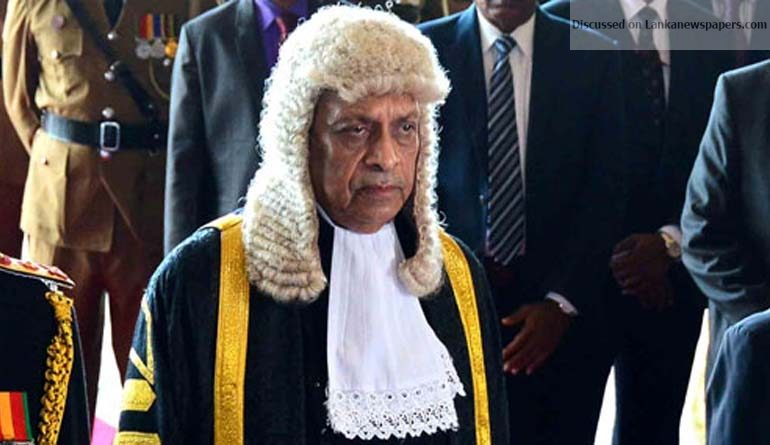 Sri Lanka News for Speaker brokers SLFP-UNP truce, but undercurrents remain