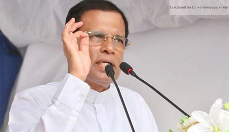 Sri Lanka News for President: Ready to form SLFP Govt. if all UPFA MPs join