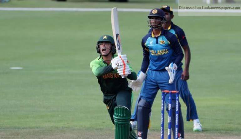 Sri Lanka News for Pakistan seal quarter-final berth, Sri Lanka knocked out