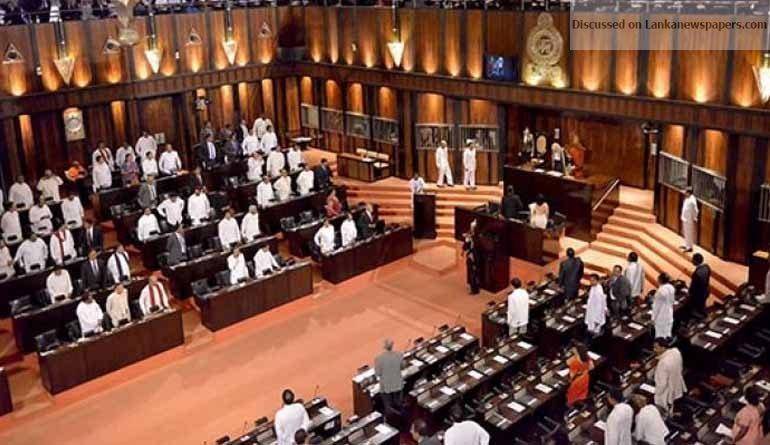 parli in sri lankan news