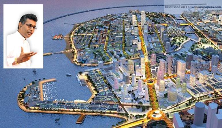 Sri Lanka News for Port city to get going by June