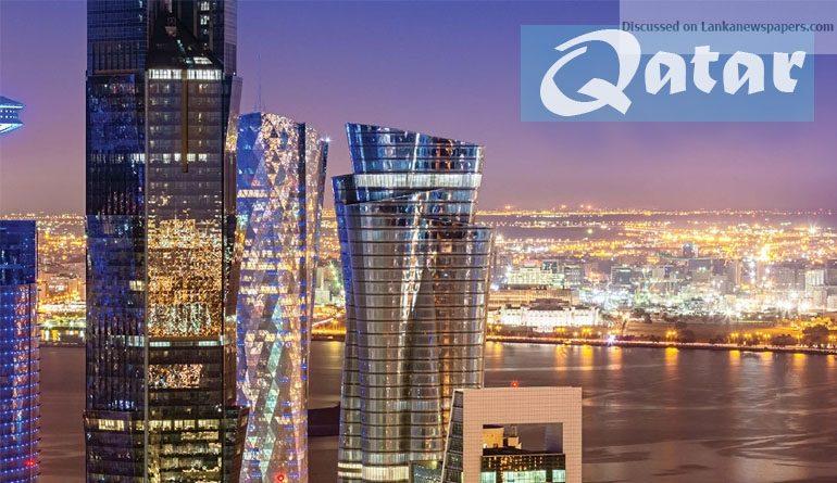 Sri Lanka News for Sri Lanka seeks more jobs for skilled workers in Qatar