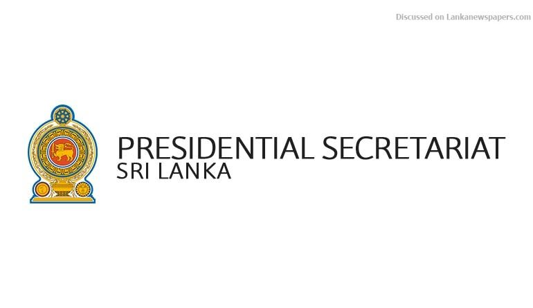 Sri Lanka News for Presidential Secretariat clarifies withholding of bond report documents