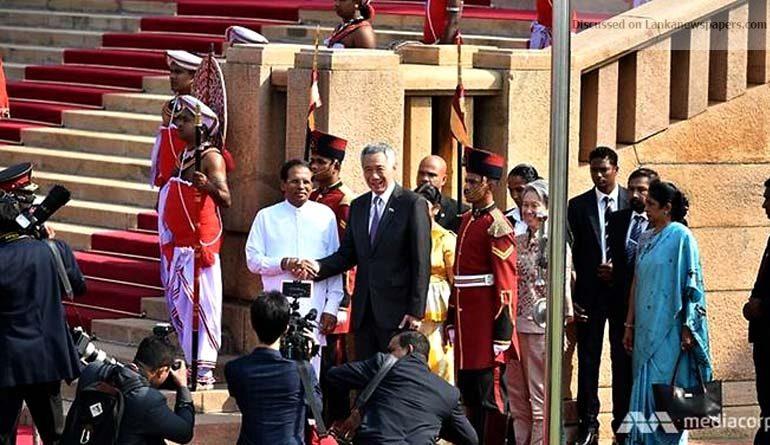 Sri Lanka News for Singapore and Sri Lanka sign free trade agreement