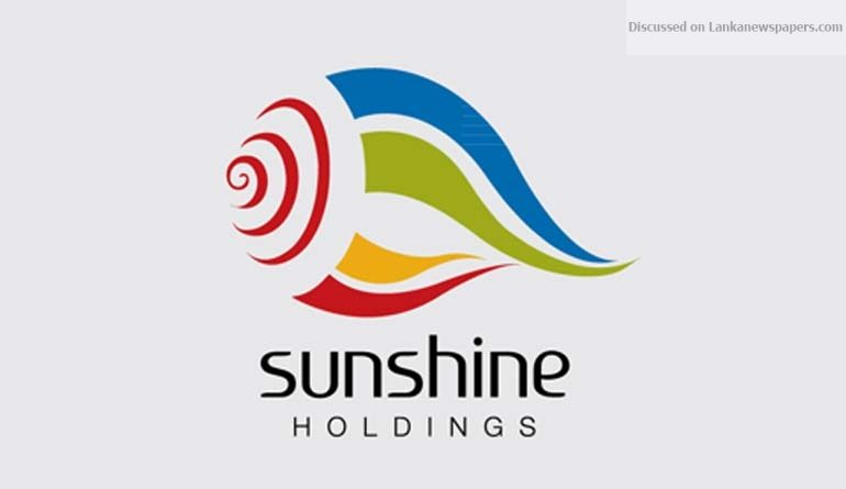 Sri Lanka News for Sunshine Holdings invests Rs.9mn to partner with investment firm