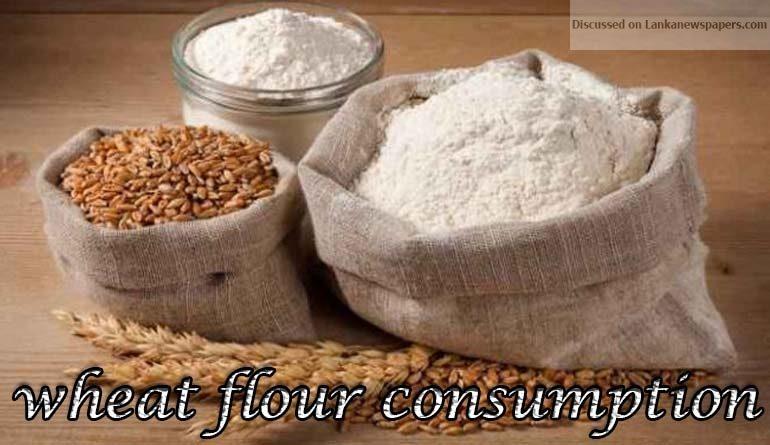 Sri Lanka News for Increase in wheat flour consumption in Sri Lanka