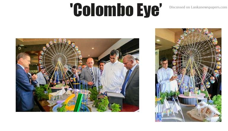 Sri Lanka News for 'Colombo Eye' to add sparkle to Battaramulla