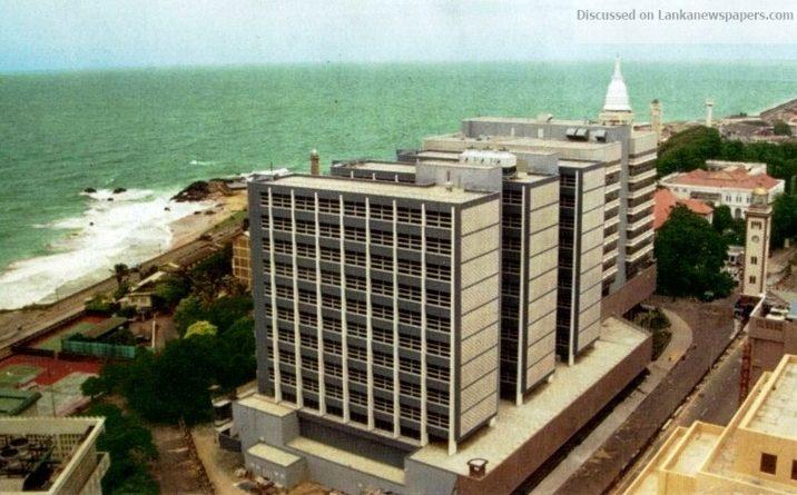 Sri Lanka News for CBSL opposes govt. move to set up hybrid company