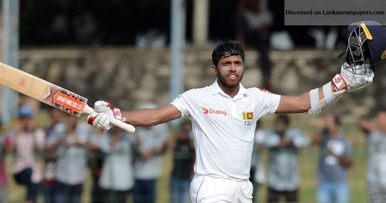 Sri Lanka News for Mendis would benefit from opening the batting- Thilan