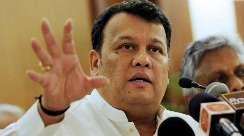 Mahinda Samarasinghe in sri lankan news