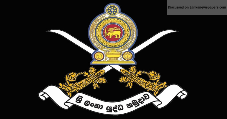 Sri Lanka army deserters 1 in sri lankan news