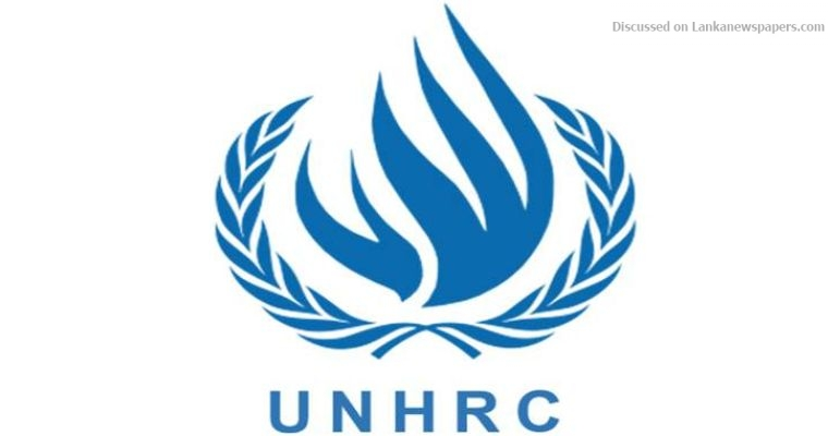 Sri Lanka News for 37th session of the UNHRC to get underway today