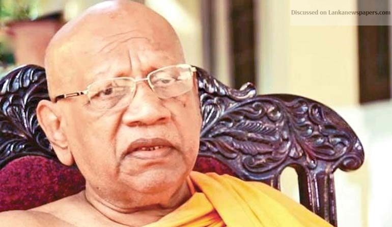 Sri Lanka News for Ven.Bellanwila nayake thera's funeral today