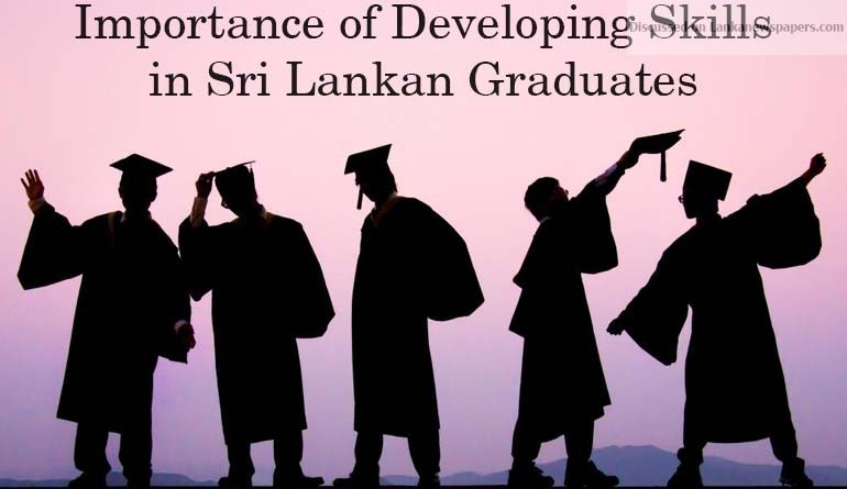 Sri Lanka News for IPS Highlights the Importance of Developing Skills in Sri Lankan Graduates