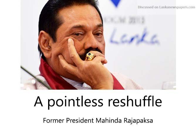 mahindaaa in sri lankan news