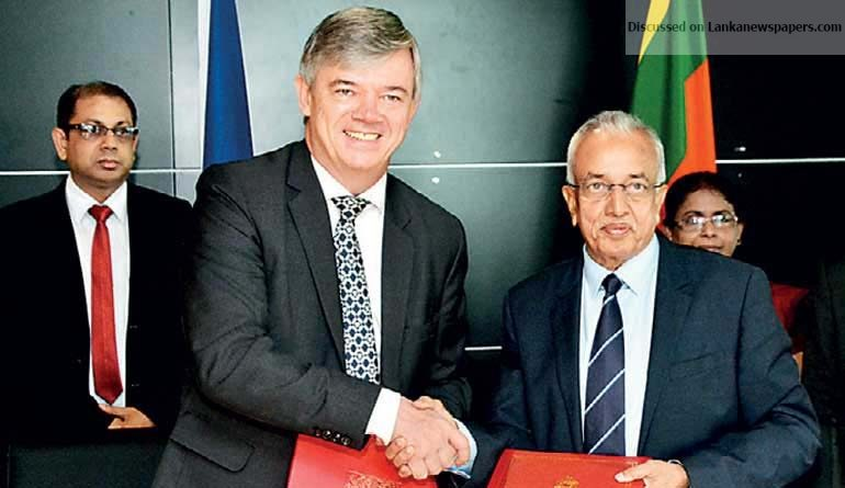 Sri Lanka News for Malik's mantra to mint $ 2.5 b FDI