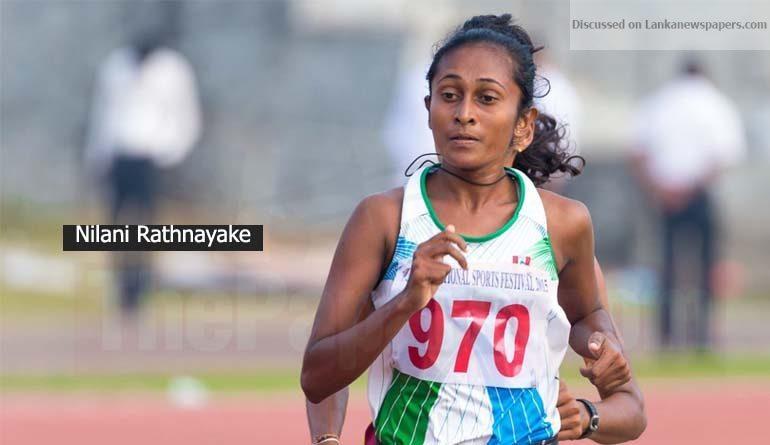 Sri Lanka News for Nilani sets new SL record in golden run