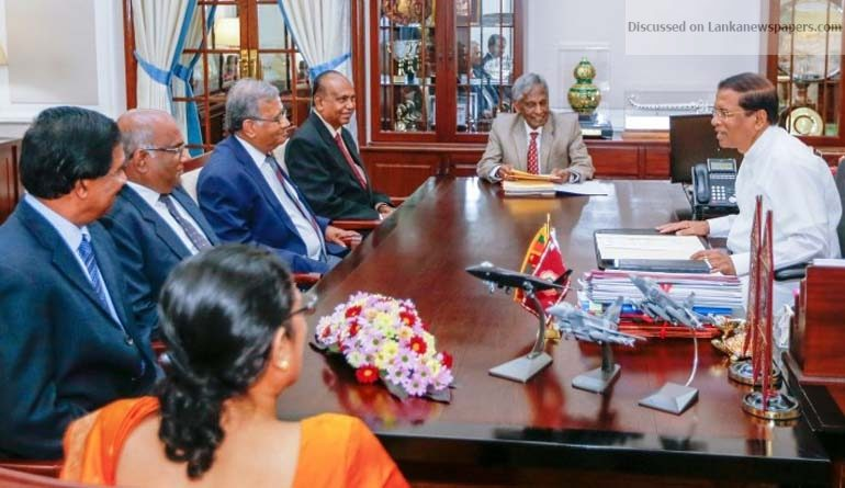 Sri Lanka News for Commission on Srilakan Air lines, Sri Lankan catering and Mihin Air named