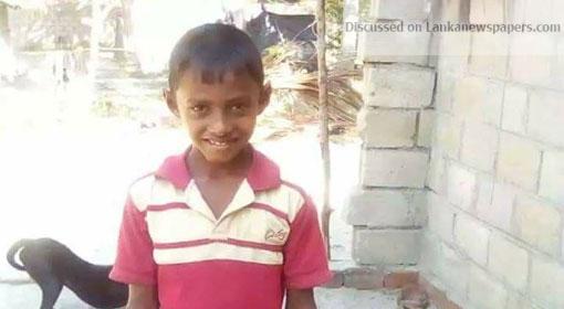 1520143569 Body of missing boy found in Iranawila jungle3 in sri lankan news