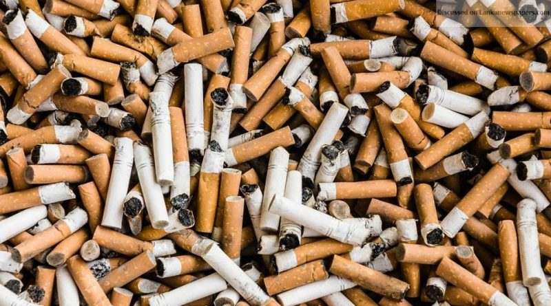 Sri Lanka News for SL cigarette prices highest in Asia:Report