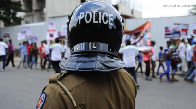 Sri Lanka News for From Night Watchmen To Guardians Of The City: The Evolution Of Sri Lanka Police