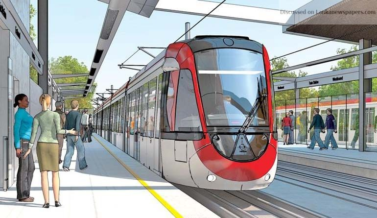 Sri Lanka News for Cabinet green lights draft Bill on Sri Lanka Light Rail Transit System