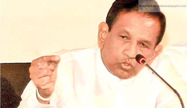 Sri Lanka News for Death penalty for drug traffickers, regardless of GSP Plus