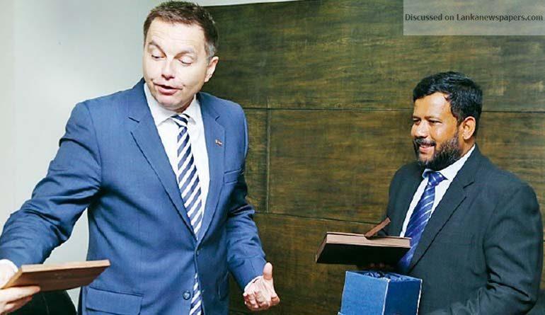 Slovakia in sri lankan news