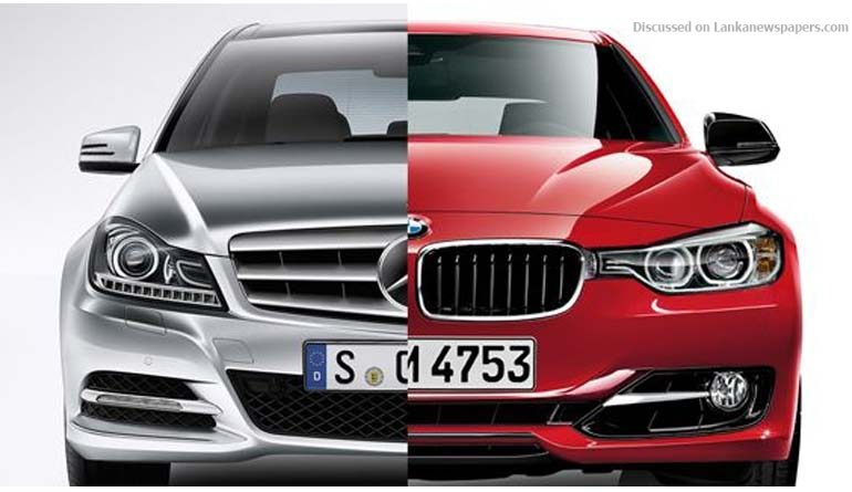 Sri Lanka News for Top officials' dream of BMW or Benz comes true