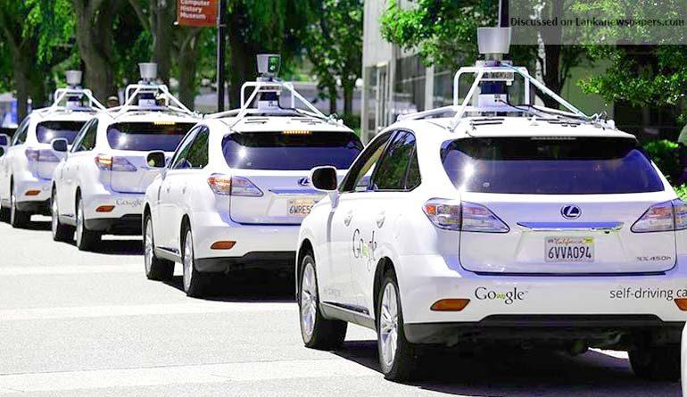 Sri Lanka News for Self-Driving Cars