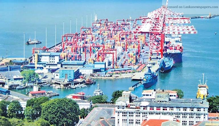 Sri Lanka News for Colombo Port gets competitiveness boost.