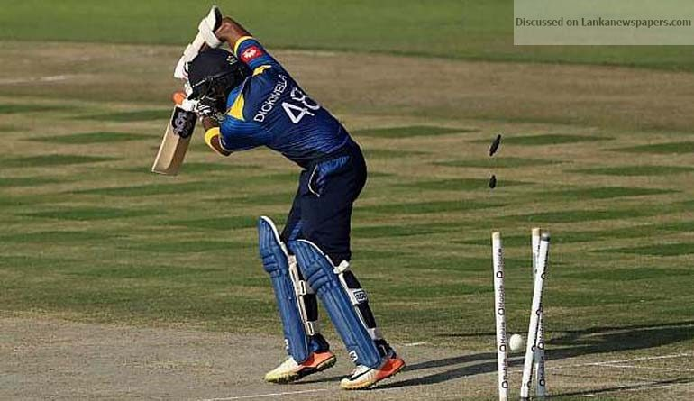 Sri Lanka News for Dickwella dropped for Nidahas Trophy