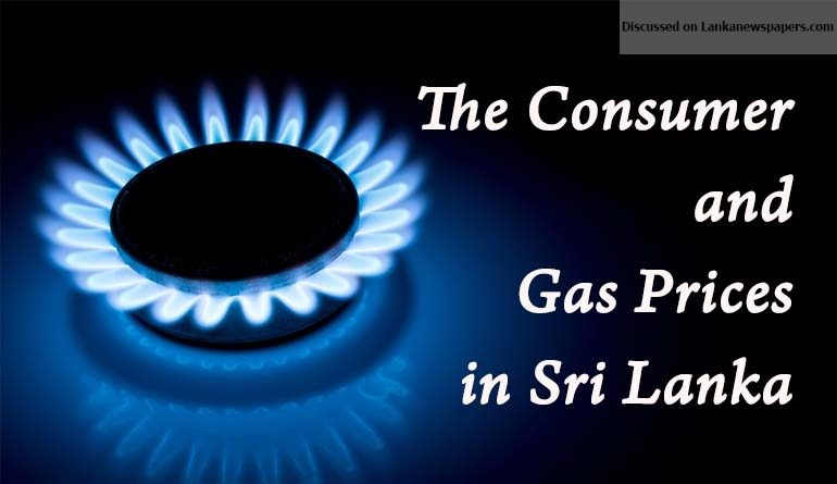Sri Lanka News for The Consumer and Gas Prices in Sri Lanka