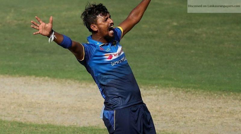 Sri Lanka News for Lakmal, Pradeep return to bolster SL T20 pace ranks