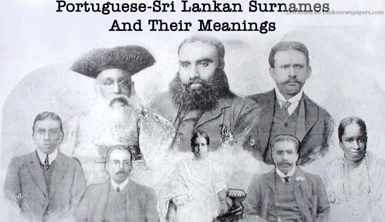 names in sri lankan news