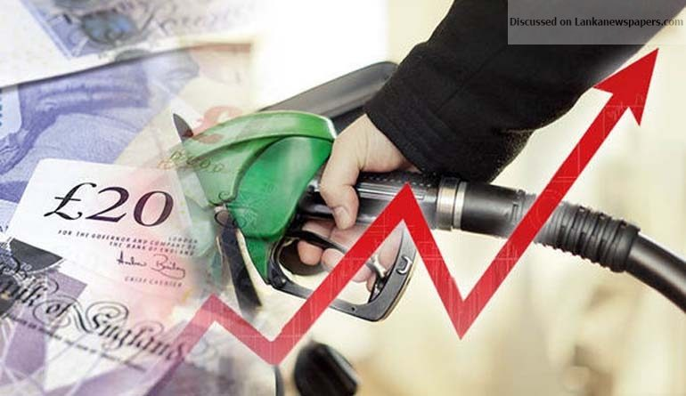 Sri Lanka News for Recurring losses compelling price rises in petrol and diesel says Lanka IOC