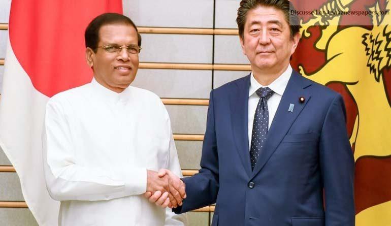 Sri Lanka News for Japanese –Sri Lankan state leaders agree to strengthen bilateral ties