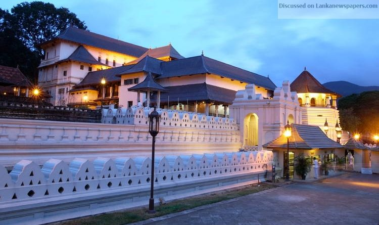 Sri Lanka News for Tourists cancel visits to Kandy