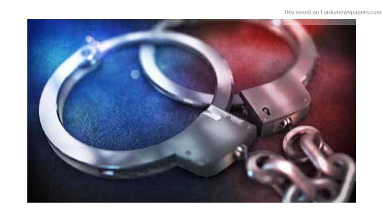 suspects in sri lankan news
