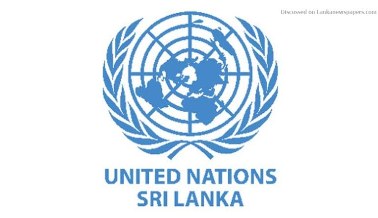 un in sri lankan news